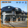 2 Post Valet Car Dual Level Parking System