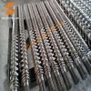 Twin Parallel Screw for PE Extrusion