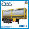 3 Axle Oil Tank Container Semi-Trailer
