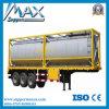 3 Axle Oil Tank Container Semi-Trailer