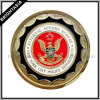 Golden Challenge Coin for New York Police Department (BYH-10481)