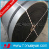 Black Flat Rubber Belt for Industry (EP100-EP600)