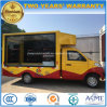 Foton Small Size Mobile LED Truck with Scrolling Billboard