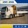 Sinotruk HOWO 12 Ton Crane Mounted Truck Cranes