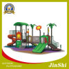 Fairy Tale Series 2018 Latest Outdoor/Indoor Playground Equipment, Plastic Slide, Amusement Park Excellent Quality En1176 Standard (TG-010)