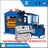 2016 Good Product in Henry Fully Automatic Brick Production Line Qt4-15 Concrete Hollow Brick Machine
