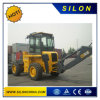 1.0m3 Front Bucket and 0.3 Digger Bucket Xcmj Backhoe Loader