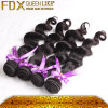 2014 New Arrival Grade 7A Tangle Free Loose Wave Malaysian Virgin Hair (FDXJ-ML564)