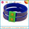 Silicone Rubber Bracelet, Plastic Bangle, Charm Silicon Ring