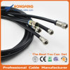 Coaxial Cable RG6 with Connectors