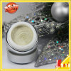 Shimmer Silver White Pearlescent Pigment for Paint