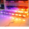 Purple/Amber Color Police Car Flash Light Bar (TBD-GA-410L-P/A)
