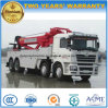 Shacman 8X4 Heavy Duty Road-Block Removal Truck