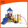 Children Plastic Outdoor Slide (2272B)