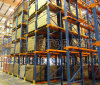 Adjustable Industrial Warehouse Drive in Racking System