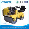 Construction Machinery Ride-on Double Drum Vibratory Roller (FYL-850)