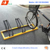 Imported Q325 Carton Steel Unique Assembly Slot Bike Rack Bicycle Rack, Electric Bicycle Stand Rack