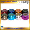 Aluminum Anodized Hex Lock Nuts, Colored Aluminum Nylock Nuts