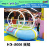 Indoor Soft Playground, Kindergarten Indoor Playground (HD-8006)