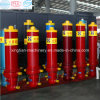Hydraulic Telescopic Oil Cylinder for Truck&Trailer