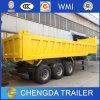 Dump Truck Trailer Tipper Semi Trailer for Philippines