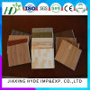 250*8mm Laminataing Wooden Color PVC Wall Panel Wall Decorative Plastic Board (RN-01)