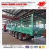 Gooseneck Side Door Detachable Semi Truck Cargo Trailer for Sale
