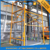 Lead Rail Lifting Platform / Hydraulic Cargo Lift Equipment