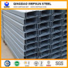 C Steel Channel with Perforated Holes