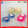 Wholesale Petals Shape Glass Votive Candle Holders