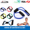 Fitness Gym Pilates Stretch Resistance Bands Tubes