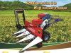 Small Diesel Engine Rice and Wheat Reaper Binder