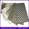 China Supplier Stainless Steel Embossing Sheet Fabrication From Foshan