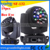 19*12W CREE LED Bee Eyes Beam Moving Head Stage Lighting