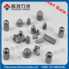 Tungsten Carbide Alloy Drill Bit Buttons for Mining