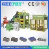 Qt10-15 Hydraulic Concrete Block Machine in Mexico
