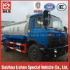 Carbon Steel 9000L Sewage Suction Tanker