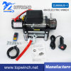 SUV 12V/24V DC Electric Recovery Winch Truck/Trailer Winch 8500lb-1