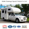 Changcheng Pull-Type Caravan Travel Trailer Euro4