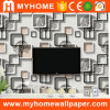 Waterproof PVC 3D Mural Wallpaper Home Decoration