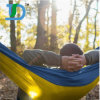 Lightweight Parachute Nylon Hammock with Hanging Kit