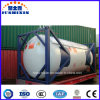 20FT 24cbm ISO LPG LNG Gas Tank Container with Csc Certificates