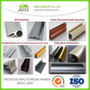 Customize Wood Grain Aluminium Profile Powder Coating