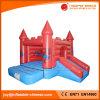 Spiderman Inflatable Bouncer Slide Bouncy Castle for Sale (T2-217)