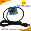 2.0 Megapixel 1080P Board PC USB Web Camera
