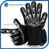 Kitchen Baking BBQ Heat-Resistant Grill Gloves Oven Mitts