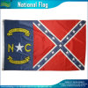 USA Polyester 3′x5′ Outdoor Banner Country North Carolina Rebel Flag (J-NF05F09061)