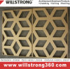 Aluminum Customized Wall Panel PVDF Coating
