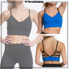 OEM Custom Women Polyester/Spandex Sexy Sports Yoga Bra