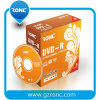 Printable/Non-Printable Blank DVD-R Packed in 5.2mm Slim Jewel Box